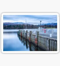 Ambleside Pier Sticker