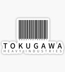 TOKUGAWA HEAVY INDUSTRIES Sticker