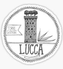 Torre Guinigi, Lucca Sticker