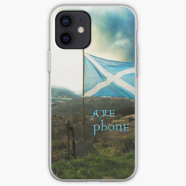 the scottish aye phone cover! iPhone Soft Case