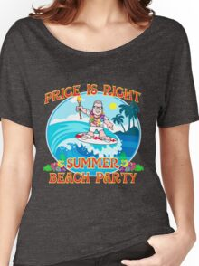 TV Game Show - TPIR (The Price Is...)Summer Beach Party 4 Women's Relaxed Fit T-Shirt