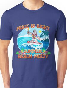 TV Game Show - TPIR (The Price Is...)Summer Beach Party 4 Unisex T-Shirt