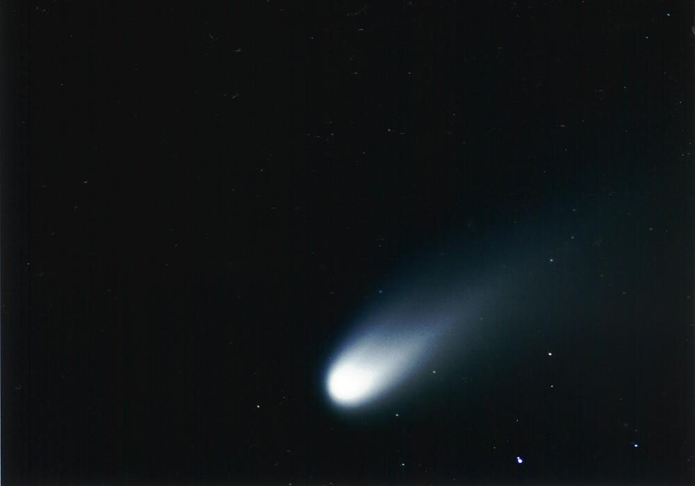 Comet Hale-Bopp by CalicoJim