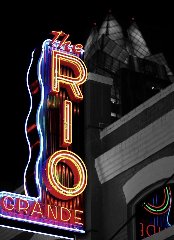 Rio Grande Lights by Trish Mistric