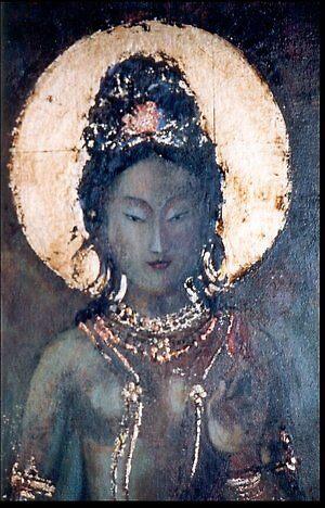 Buddha by Catalan