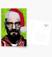 Breaking Christmas Postcards