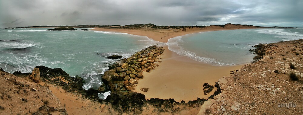 Ajoining Beaches by smylie