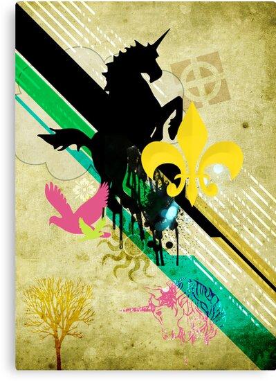 Unicorn by Faizan Qureshi