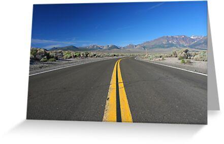 Scenic Road by Christophe Testi