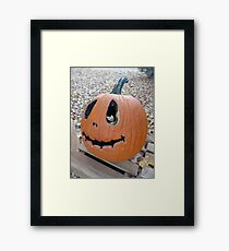 This Is Halloween  Framed Print