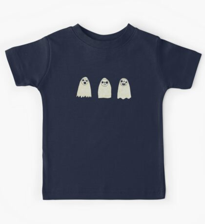Three Spooky Ghosts Kids Clothes