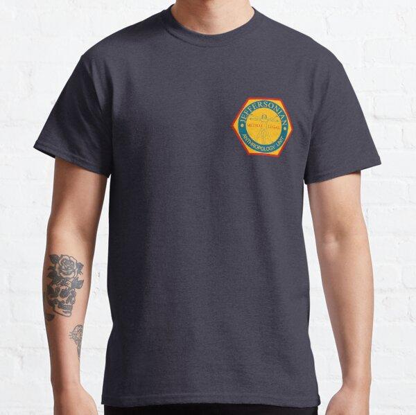 Jeffersonian Logo Classic T-Shirt