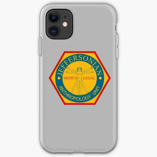Jeffersonian Logo iPhone Soft Case