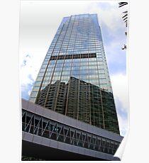 The Office Building - Kuala Lumpur, Malaysia. Poster