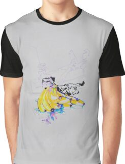 dog and bananas Graphic T-Shirt