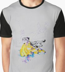 dog and bananas Graphic T-Shirt