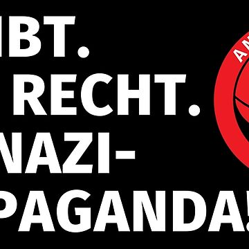 There is no right to Nazi propaganda by fabianb