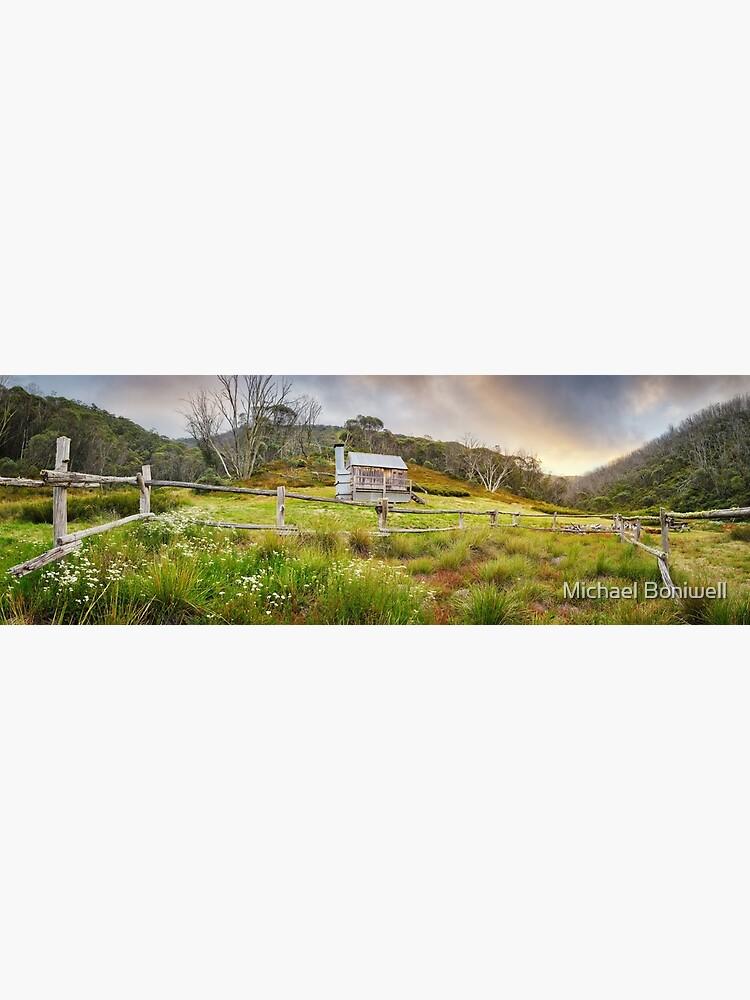 Silver Brumby Hut, Mt Hotham, Victoria, Australia by Chockstone