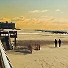 Two Men & A Beach by AnneDB