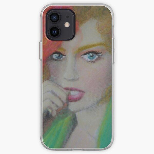 """Contemplative"" iPhone Soft Case"