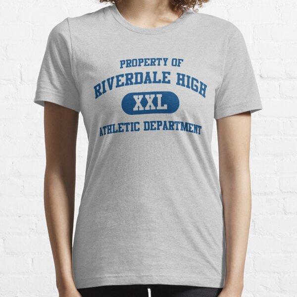 Propiedad del departamento atlético alto de Riverdale Camiseta esencial