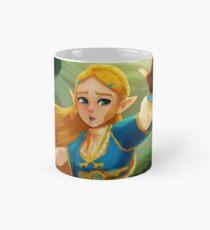BOTW Zelda Mug