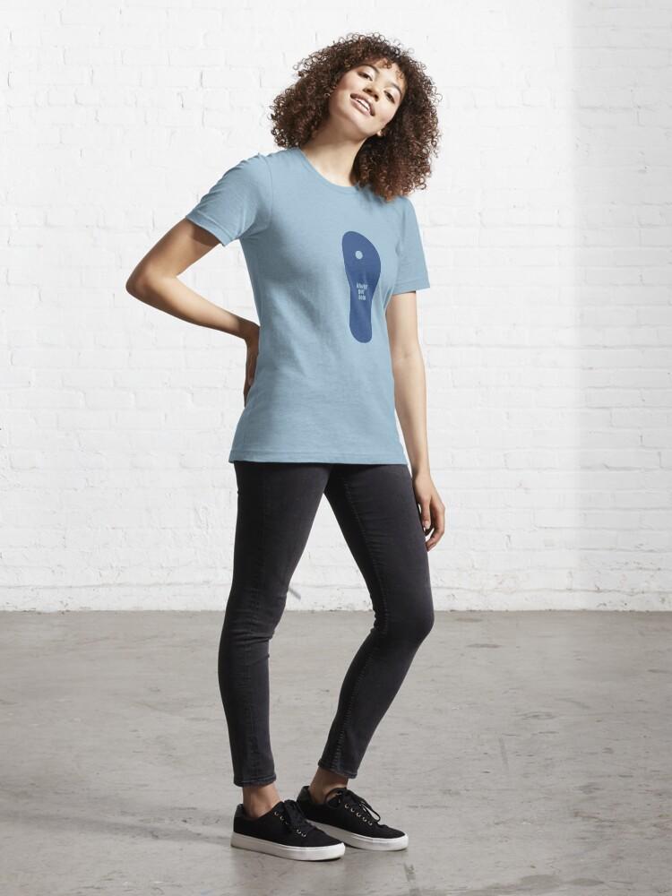 Alternate view of Kiwis got sole Essential T-Shirt