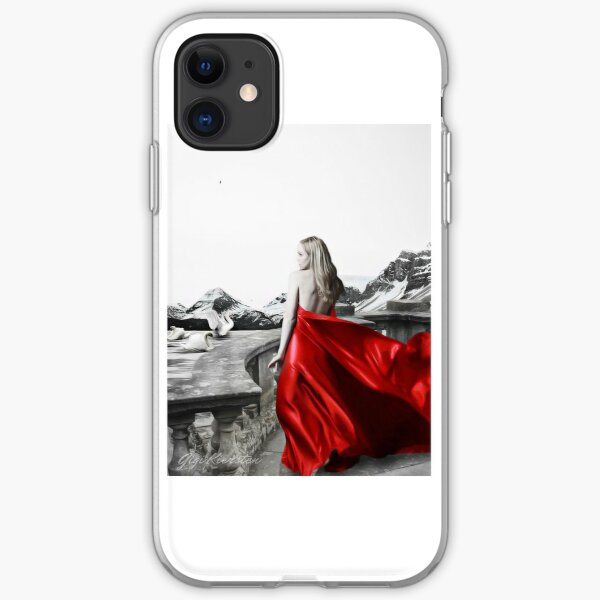 Swan Song  iPhone Soft Case