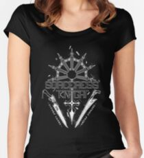Sorceress' Knight Women's Fitted Scoop T-Shirt