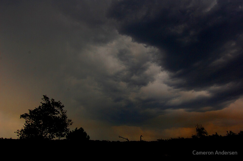 Storm Front. by Cameron Andersen