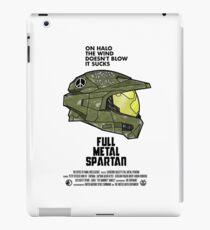 Full Metal Spartan iPad Case/Skin
