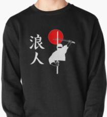 Ronin - Masterless Samurai Pullover