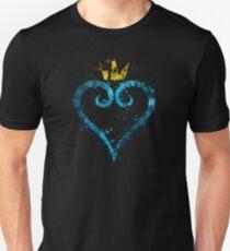 Kingdom Hearts Splatter Unisex T-Shirt