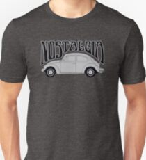 Nostagia - VW Beetle Unisex T-Shirt