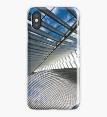 Train Station's Detail By Architect Santiago Calatrava | Liege, Belgium iPhone Case/Skin