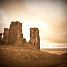 The Ruins.............................Ireland by Fara