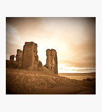 The Ruins.............................Ireland Photographic Print
