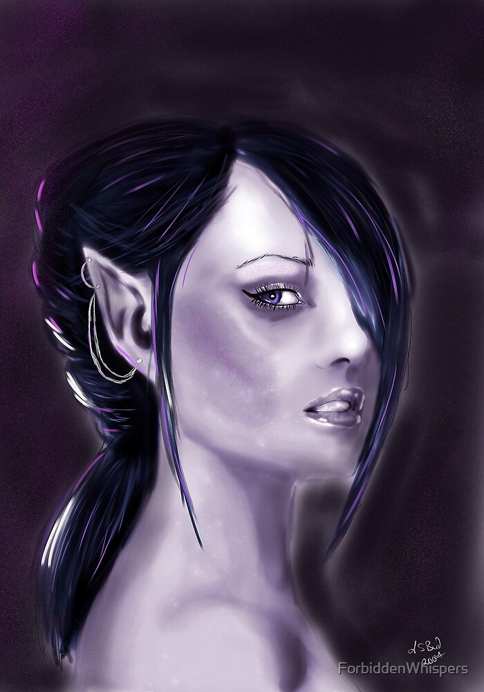 Dark Yburiathe by ForbiddenWhispers