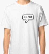 "GOT7 - ""IM OUT!"" Classic T-Shirt"
