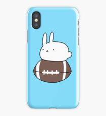 Little Bunny and Football iPhone Case/Skin