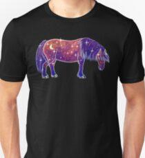 Pony of the Stars-Galaxy Version T-Shirt
