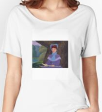 Alice in Wonderland - Your World? What Nonsense. Women's Relaxed Fit T-Shirt