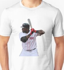 David Ortiz Red Sox Unisex T-Shirt