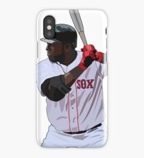 David Ortiz Red Sox iPhone Case