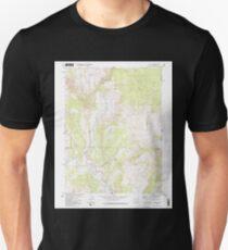 USGS TOPO Map Colorado CO Mc Coy 233718 1972 24000 T-Shirt