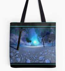 Mysterious Land Tote Bag