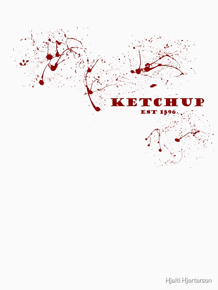 Ketchup - Since 1896 by Bolti
