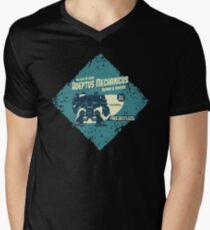 Adeptus Mechanicus - Dreadnaught Mens V-Neck T-Shirt