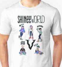 SHINee World V Unisex T-Shirt