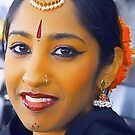 Indian Dancer by maxdesign